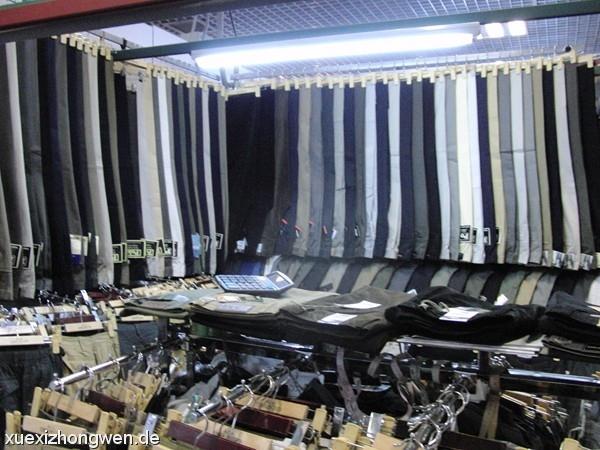 Hosen und Jeans im Silk Market