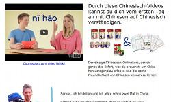 Chinesisch für Reisende